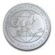 Germany 10 Euro silver coin Introduction of the euro - Transition to Monetary Union 2002 - Brilliant Uncirculated - © bund-spezial