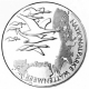 Germany 10 Euro silver coin National Park Wadden Sea 2004 - Brilliant Uncirculated - © Zafira