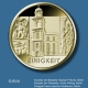 Germany 100 Euro Gold Coin - Pillars of Democracy - Unity - F (Stuttgart) 2020
