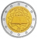 Germany 2 Euro Coin 2007 - 50 Years Treaty of Rome - D - Munich - © Michail