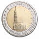 Germany 2 Euro Coin 2008 - Hamburg - St. Michaelis Church - F - Stuttgart - © bund-spezial