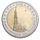 Germany 2 Euro Coin 2008 - Hamburg - St. Michaelis Church - G - Karlsruhe - © bund-spezial