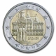 Germany 2 Euro Coin 2010 - Bremen - City Hall and Roland - D - Munich - © bund-spezial