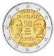 Germany 2 Euro Coin - 50 Years of the Elysée Treaty 2013 - D - Munich - © Michail