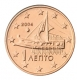 Greece 1 Cent Coin 2004 - © Michail
