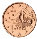 Greece 1 Cent Coin 2012 - © Michail