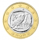 Greece 1 Euro Coin 2009 - © Michail