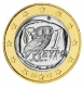 Greece 1 Euro Coin 2012 - © Michail