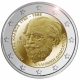 Greece 2 Euro Coin - 150th Anniversary of the Death of Andreas Kalvos 2019 - © European Union 1998–2019