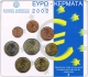Greece Euro Coinset 2002 - Error Coin - © Zafira