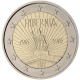 Ireland 2 Euro Coin - Proclamation of the Irish Republic - 100 Years since the 1916 Easter Rising in Ireland 2016 - © European Central Bank