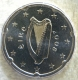 Ireland 20 Cent Coin 2008 - © eurocollection.co.uk