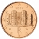 Italy 1 Cent Coin 2012 - © Michail