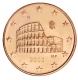Italy 5 Cent Coin 2003 - © Michail