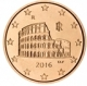Italy 5 Cent Coin 2016 - © Michail