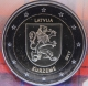 Latvia 2 Euro Coin - Regions Series - Courland - Kurzeme 2017 - © eurocollection.co.uk
