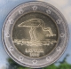 Latvia 2 Euro Coin - Stork 2015 - © eurocollection.co.uk