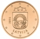 Latvia 5 Cent Coin 2016 - © Michail