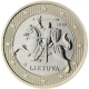 Litauen 1 Euro Münze 2015 - © European Central Bank