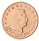 Luxembourg 1 Cent 2002 - © Michail