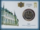 Luxembourg 2 Euro Coin - 175th Anniversary of the Death of the Grand Duke Guillaume I. with mintmark Luxemburgian lion 2018 - Coincard - © Coinf