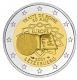 Luxembourg 2 Euro Coin - 50 Years Treaty of Rome 2007 - © Michail