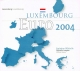 Luxembourg Euro Coinset 150 years Coinage 2004 - © Zafira