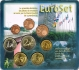 Luxembourg Euro Coinset 2002 - 1. Edition of the Royal Dutch Mint - © Zafira