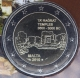 Malta 2 Euro Coin - Maltese Prehistoric Sites - Ta Hagrat Temples 2019 - Coincard - © eurocollection.co.uk