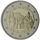Monaco 2 Euro Coin - 200 Years Since the Establishment of the Compagnie Des Carabiniers Du Prince 2017 - Proof - © European Central Bank