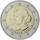 Monaco 2 Euro Coin - Wedding of Prince Albert II and Charlene 2011 - from original rolls - © European Central Bank