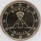 Monaco 20 Cent Coin 2017 - © eurocollection.co.uk