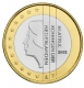 Netherlands 1 Euro Coin 2002 - © Michail