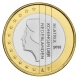 Netherlands 1 Euro Coin 2013 - © Michail
