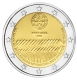 Portugal 2 Euro Coin - 60 Years Human Rights 2008 - © Michail