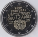 Portugal 2 Euro Coin - 75 Years United Nations 2020 - Coincard - © eurocollection.co.uk