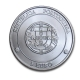 Portugal 5 Euro silver coin UNESCO World Heritage - Historic Centre of Angra do Heroismo 2005 - © bund-spezial