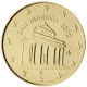 San Marino 10 cent coin 2010 - © European-Central-Bank