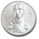 San Marino 5 Euro silver coin 180. anniversary of the death of Antonio Onofri 2005 - © bund-spezial