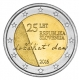 Slovenia 2 Euro Coin - 25 Years of Independence 2016 - © Michail
