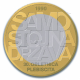Slovenia 3 Euro Coin - 30 Years of the Referendum on Independence 2020 - Proof - © Banka Slovenije