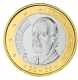 Spain 1 Euro Coin 2009 - © Michail