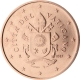Vatican 1 Cent Coin 2017 - © European Central Bank