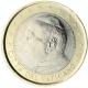 Vatican 1 Euro Coin 2002 - © European Central Bank