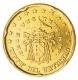 Vatican 20 Cent Coin 2005 - Sede Vacante MMV - © Michail
