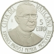 Vatican 5 Euro silver coin The Centenary of the birth of Pope John Paul I. 2012 - © NumisCorner.com