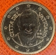 Vatican 50 Cent Coin 2016 - © eurocollection.co.uk