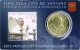 Vatican Euro Coins Stamp+Coincard Pontificate of Benedict XVI. - No. 2 - 2012 - © Zafira