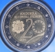 Andorra 2 Euro Coin - 20 Years in the Council of Europe 2014 - © eurocollection.co.uk