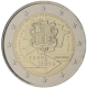 Andorra 2 Euro Coin - 25 Years of Customs Union with the EU 2015 - © European Central Bank